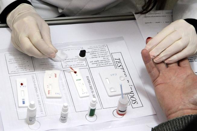 CORONAVÍRUS: Paraíba começa a realizar testes rápidos na população ...