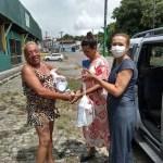image preview - Covid-19: mais de 2.300 famílias começam a receber cestas básicas e kits de higiene em João Pessoa e região metropolitana