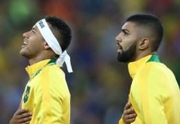 Gabigol faz campanha para Neymar jogar no Flamengo
