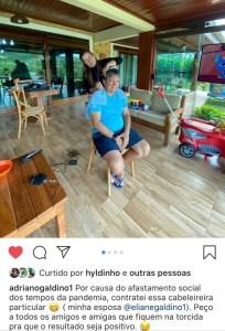 "img 4132 204x300 - Presidente da ALPB ""contrata"" esposa para organizar visual"
