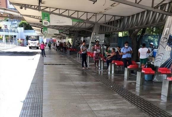 integracao corona2303 1 - APÓS SETE MESES: Ônibus em Campina Grande voltam a circular aos domingos e feriados