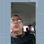 jan - Policial é afastado de cargo após gravar vídeo defendendo fim do isolamento social, em Guarabira - VEJA VÍDEO