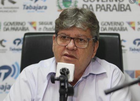 joao - Governo da Paraíba prorroga decreto de fechamento do comércio por mais 15 dias