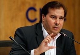 Congresso estuda 1º turno da eleição em 15 de novembro ou 6 de dezembro, diz Rodrigo Maia