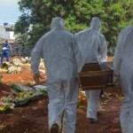 morte . e1586081305436 - URGENTE...CINCO MORTES NAS ÚLTIMAS HORAS NA PARAÍBA: Dois óbitos já confirmados do Covid-19 e três aguardando resultados - VEJA OS CASOS