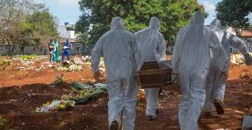 URGENTE…CINCO MORTES NAS ÚLTIMAS HORAS NA PARAÍBA: Dois óbitos já confirmados do Covid-19 e três aguardando resultados – VEJA OS CASOS