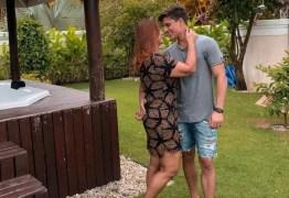 Paraibano da cidade de Monteiro, Tiago Ramos assume namoro com a mãe de Neymar, Nadine Gonçalves