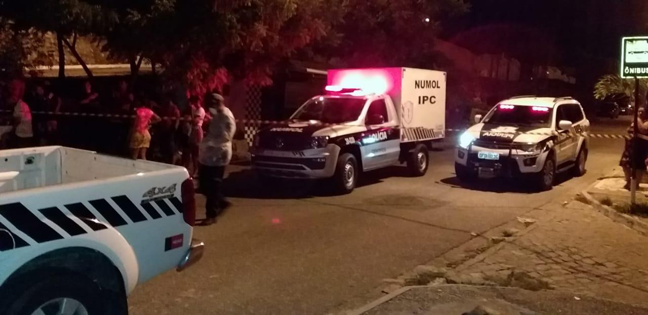 numol - Homem mata companheira com golpe de foice e é assassinado a tiros pelo irmão, na Paraíba