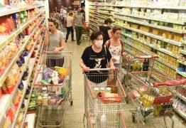 Pesquisa aponta que paraibanos já deixaram de adquirir algum produto devido à situação financeira imposta pela pandemia do Covid-19