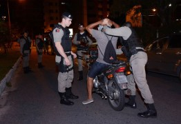 Operação Tiradentes é encerrada com mais de 200 presos e 61 armas apreendidas na Paraíba