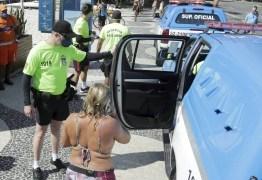 Família de deputado é detida na praia por desrespeitar decreto de isolamento social