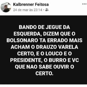 post quarentena3 300x300 - Homem que era contra isolamento social morre com sintomas de COVID-19 em Manaus