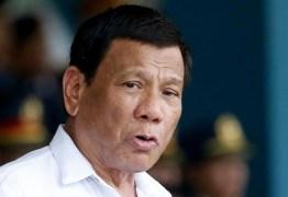 MEDIDAS DRÁSTICAS: Presidente das Filipinas autoriza policiais a matar quem violar quarentena