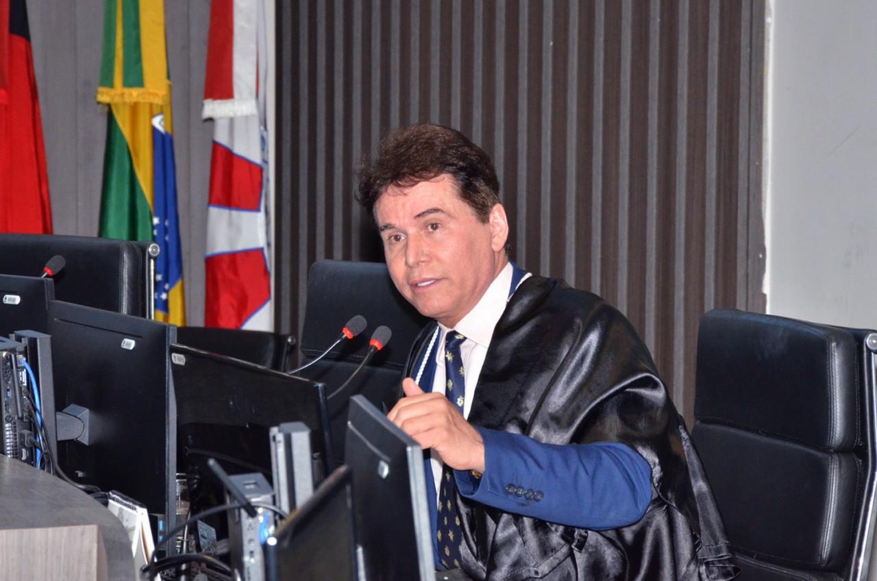 sessao pleno pres marcio murilo 27 11 19 7 - Após aprovação de projeto na ALPB, Tribunal de Justiça da Paraíba paga primeira parcela do 13º aos servidores