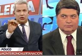 TOCANDO O TERROR: Sikêra Jr. dispara em audiência e Rede TV dá caminhão de dinheiro ao jornalista