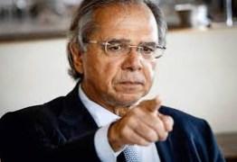 Guedes pede para senadores 'salvarem a República' contra a Câmara
