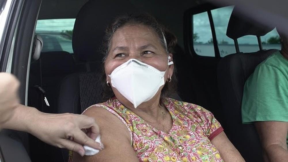 unnamed 1  - Campanha de vacinação contra influenza em Campina Grande volta a oferecer 'drive-thru'