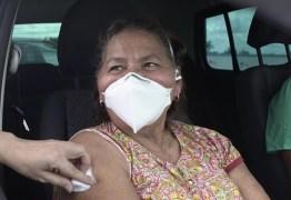 Campanha de vacinação contra influenza em Campina Grande volta a oferecer 'drive-thru'