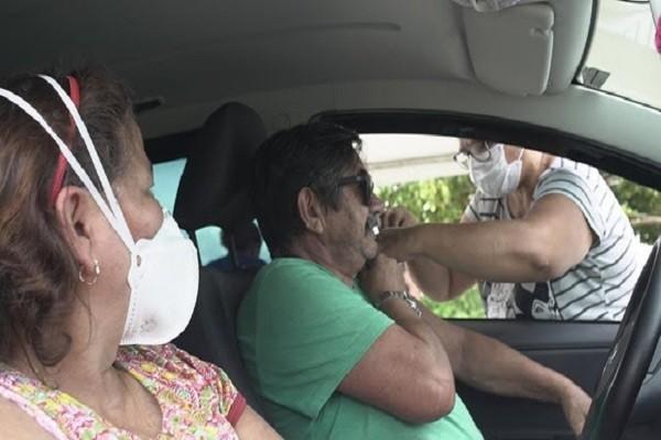 vacinação influzenza 2 - Coordenação de imunização informa que vacinas contra gripe acabaram, em Campina Grande