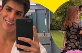 FAMA: Namorado paraibano da mãe de Neymar ganha mais de 300 mil seguidores e vira notícia internacional
