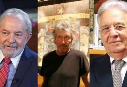 Roger Waters se une a Lula e FHC em live no 1º de Maio