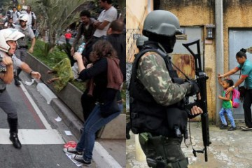 """1590936117390315 - TESE GALDINIANA: O Brasil precisa de uma """"Ditadura-Democrática"""" já! - Por Rui Galdino"""