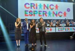 Coronavírus muda plano da Rede Globo para o 'Criança Esperança'