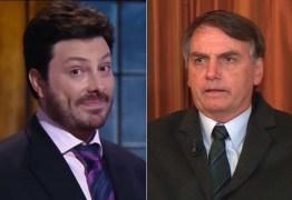 CÍNICO, MENTIROSO E CANALHA: Danilo Gentili se revolta e xinga Bolsonaro – Confira