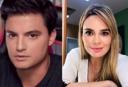 Após ataques de ódio, Felipe Neto e Rachel Sheherazade fazem as pazes no programa Roda Viva