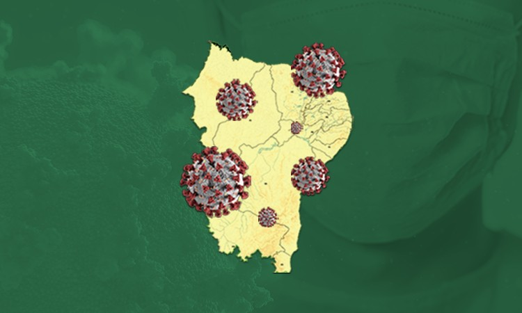 20200507 estudo coronavirus matéria - COVID-19: Sudene prevê 'colapso' em saúde de Campina Grande e João Pessoa e sugere providências a gestores; OUÇA