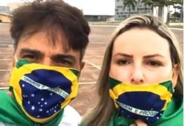 Assassino de Daniella Perez, Guilherme de Pádua participa de pró-Bolsonaro: 'Brasil precisa mudar' – VEJA VÍDEO