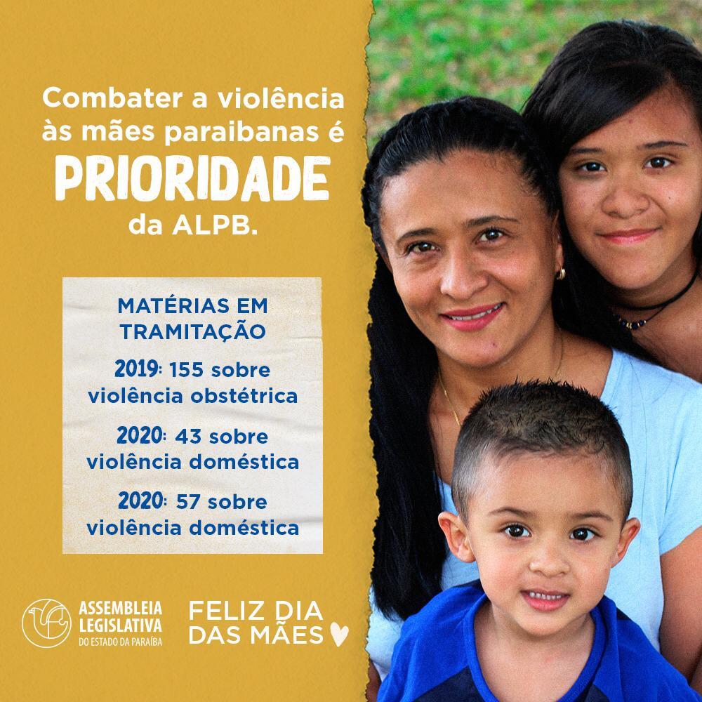 2862010b 5d0b 48b5 bc52 c07d08836cfa - PRIORIDADE MULHER: Deputados da ALPB aprovam leis que visam combater violência obstétrica e doméstica
