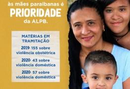PRIORIDADE MULHER: Deputados da ALPB aprovam leis que visam combater violência obstétrica e doméstica
