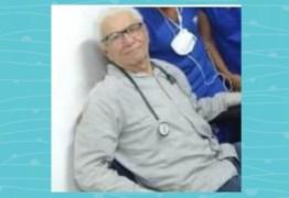 Médico de Conceição, Geraldo Leite, morre em João Pessoa