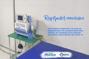 97974956 550711398926254 1838732351899697152 n 620x413 1 300x200 - Prefeitura de Alhandra conclui instalação de respirador na nova estrutura do Hospital Municipal