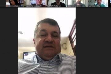Videoconferência: Famup e CNM orientam prefeitos sobre aplicação de recursos emergenciais de combate ao coronavírus