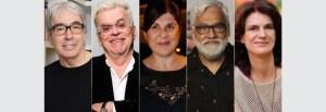 AUTORES GLOBO 300x103 - 29 autores da Globo assinam repúdio a Regina Duarte e complicam volta à TV