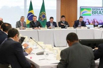 "Bolsonaro 4 - Ministro do STF chama governo Bolsonaro de ""clube de aloprados"""