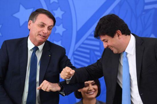 CBIFOT170420201748 550x366 1 - PESQUISA: Bolsonaro fica em primeiro e Mandetta aparece à frente de Doria em corrida para 2022