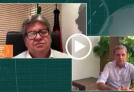 'Gestão de exemplo': João Azevêdo parabenizatrabalho feito pelo prefeito Chico Mendes no combate ao coronavírus – VEJA VÍDEO