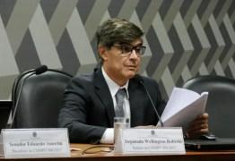 Líder do PL, Deputado paraibano Wellington Roberto, também é contra CPI para investigar acusações de Moro