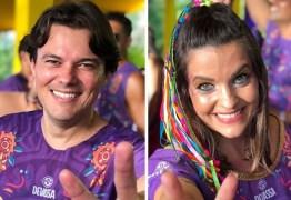 Larissa Pereira anuncia que marido venceu covid-19 e diz que testou negativo para doença