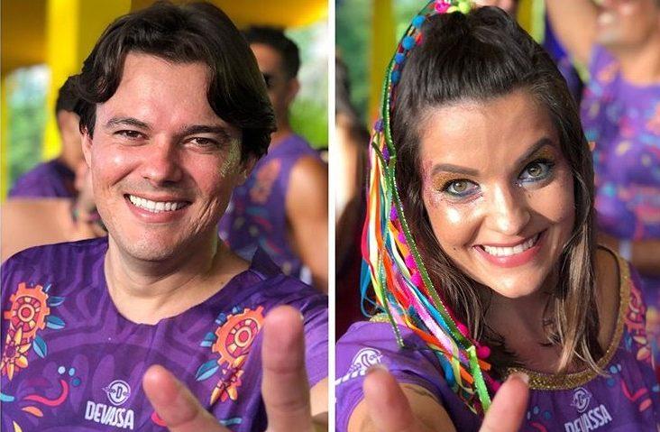 Capturar 64 e1589716549361 - Larissa Pereira anuncia que marido venceu covid-19 e diz que testou negativo para doença