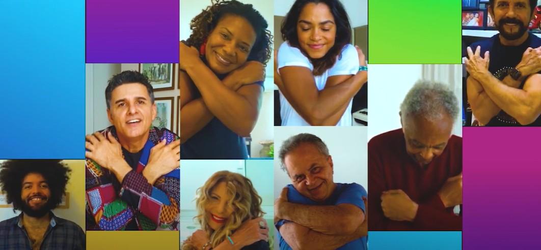 Capturar 82 - Artistas nordestinos se unem em clipe para conscientização sobre o isolamento social - VEJA VÍDEO
