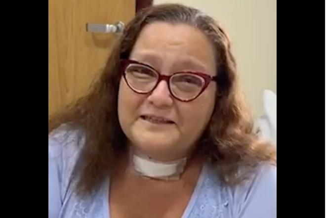 Capturarf 2 - BOA NOTÍCIA: Médica Moema Moreira vence a Covid-19 e recebe alta do hospital - VEJA VÍDEO