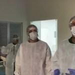Capturari 5 - Hospital de Campanha de Campina começa a receber paciente de Covid-19 - VEJA VÍDEO