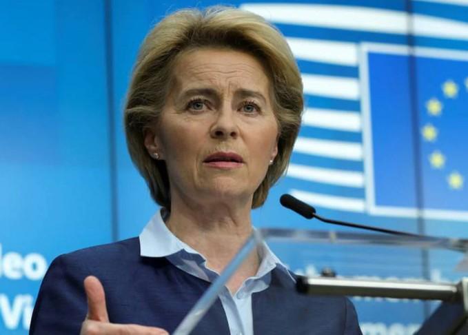 Capturarl 6 - 750 BILHÕES DE EUROS: Bruxelas aprova o maior plano de recuperação da história da União Europeia