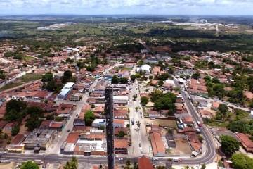 Centro de Conde.Foto .AltairCastro.SECOMD 1 - Prefeitura de Conde paga os servidores municipais nesta sexta-feira