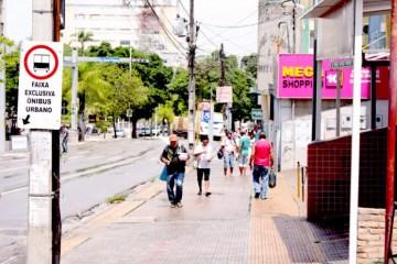 Comércio de Campina Grande Foto Divulgação CDL 696x464 1 - 'Feriadão' em CG fecha ruas, bancos, limita supermercados e para ônibus