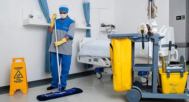 Curso Gratuito de Limpeza Hospitalar 2018 - Governo divulga lista de profissionais selecionados para trabalhar como auxiliar de serviços gerais em hospitais da Paraíba